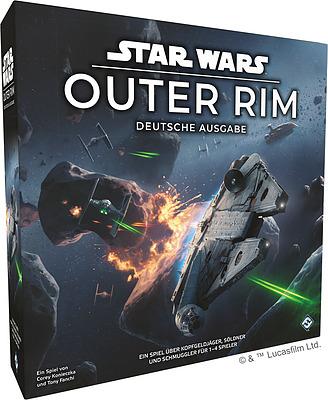 Einfach und sicher online bestellen: Star Wars: Outer Rim in Österreich kaufen.