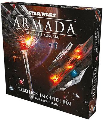 Einfach und sicher online bestellen: Star Wars Armada: Rebellion im Outer Rim in Österreich kaufen.