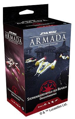 Einfach und sicher online bestellen: Star Wars Armada: Sternenjägerstaffeln Republik in Österreich kaufen.