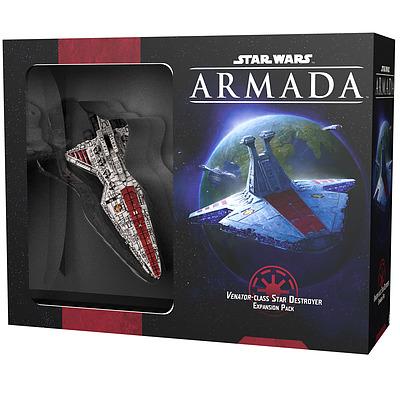Einfach und sicher online bestellen: Star Wars Armada: Sternenzerstörer der Venator in Österreich kaufen.