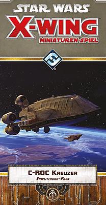 Einfach und sicher online bestellen: Star Wars X-Wing - C-ROC Kreuzer Erweiterung in Österreich kaufen.