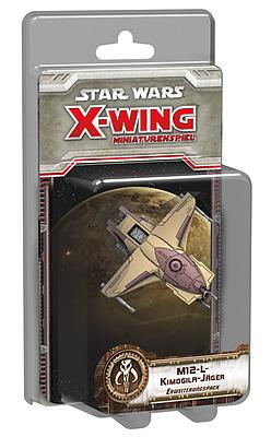 Einfach und sicher online bestellen: Star Wars X-Wing - M12-L Kimogila Jäger in Österreich kaufen.