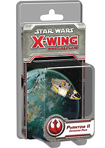 Einfach und sicher online bestellen: Star Wars X-Wing - Phantom II in Österreich kaufen.