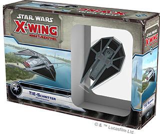 Einfach und sicher online bestellen: Star Wars X-Wing - TIE Schnitter in Österreich kaufen.