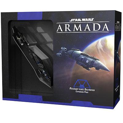 Einfach und sicher online bestellen: Star Wars Armada: Zerstörer d. Recusant-Klasse in Österreich kaufen.