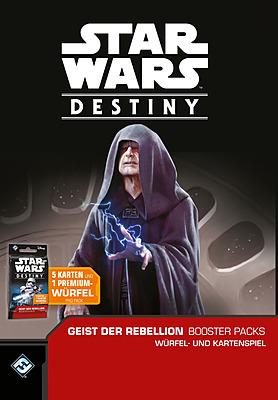 Einfach und sicher online bestellen: Star Wars Destiny Geist der Rebellion Booster in Österreich kaufen.