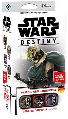 Einfach und sicher online bestellen: Star Wars Destiny General Grievous Starter Set in Österreich kaufen.