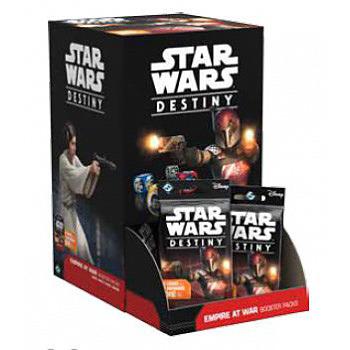 Einfach und sicher online bestellen: Star Wars Destiny Imperium im Krieg Display in Österreich kaufen.
