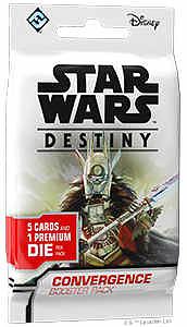 Einfach und sicher online bestellen: Star Wars Destiny Konvergenz Booster in Österreich kaufen.