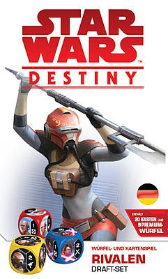 Einfach und sicher online bestellen: Star Wars Destiny Rivalen Draft-Set in Österreich kaufen.