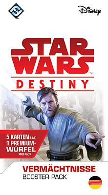 Einfach und sicher online bestellen: Star Wars Destiny Vermächtnisse Booster in Österreich kaufen.
