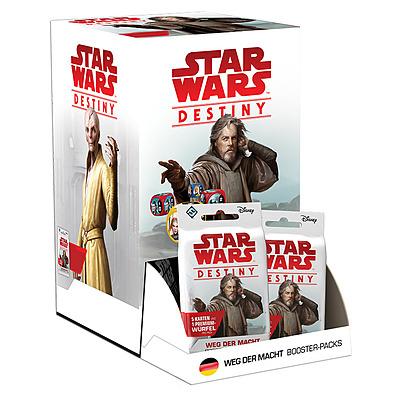 Einfach und sicher online bestellen: Star Wars Destiny Weg der Macht Display in Österreich kaufen.