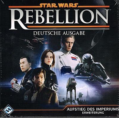 Einfach und sicher online bestellen: Star Wars Rebellion: Aufstieg des Imperiums in Österreich kaufen.