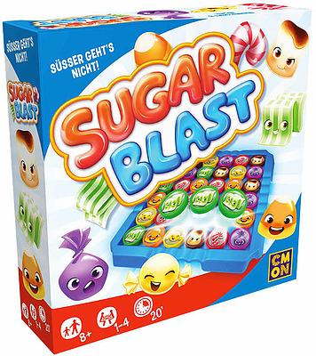 Einfach und sicher online bestellen: Sugar Blast in Österreich kaufen.