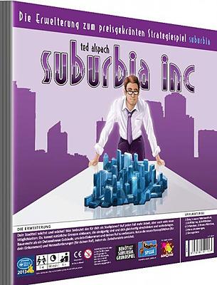 Einfach und sicher online bestellen: Suburbia Inc. in Österreich kaufen.