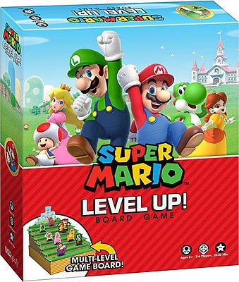 Einfach und sicher online bestellen: Super Mario Brettspiel Level Up in Österreich kaufen.