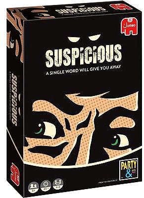 Einfach und sicher online bestellen: Suspicious in Österreich kaufen.