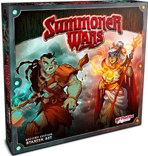 Einfach und sicher online bestellen: Summoner Wars 2nd Edition Starter Set (Englisch) in Österreich kaufen.