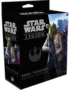 Einfach und sicher online bestellen: Star Wars: Legion - Rebellentruppen Aufwertung in Österreich kaufen.
