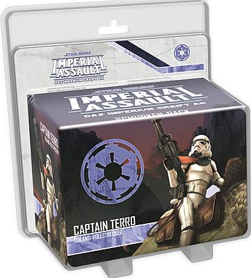 Einfach und sicher online bestellen: Star Wars Imperial Assault: Captain Terro in Österreich kaufen.