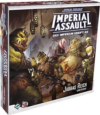 Einfach und sicher online bestellen: Star Wars Imperial Assault: Jabbas Reich in Österreich kaufen.