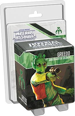Einfach und sicher online bestellen: Star Wars Imperial Assault: Greedo in Österreich kaufen.