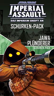 Einfach und sicher online bestellen: Star Wars Imperial Assault: Jawa Plünderer in Österreich kaufen.
