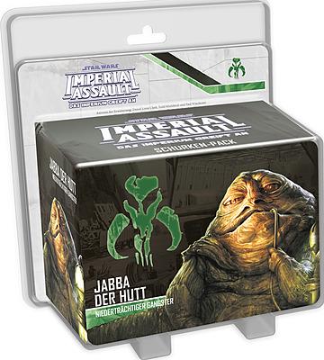 Einfach und sicher online bestellen: Star Wars Imperial Assault: Jabba der Hutte in Österreich kaufen.