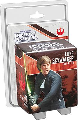 Einfach und sicher online bestellen: Star Wars Imperial Assault: Luke Skywalker in Österreich kaufen.