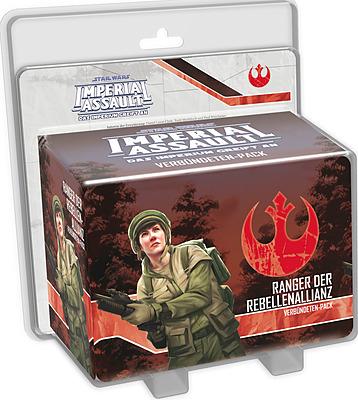 Einfach und sicher online bestellen: Star Wars Imperial Assault: Ranger Rebellallianz in Österreich kaufen.