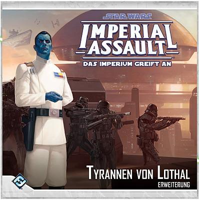 Einfach und sicher online bestellen: Star Wars Imperial Assault: Tyrannen von Lothal in Österreich kaufen.