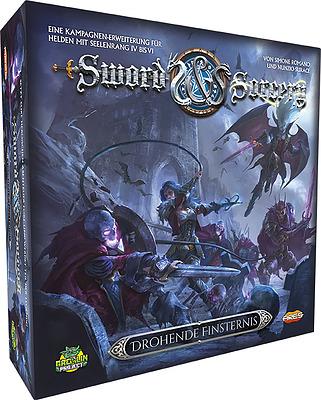 Einfach und sicher online bestellen: Sword & Sorcery - Drohende Finsternis in Österreich kaufen.