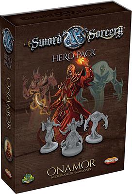 Einfach und sicher online bestellen: Sword & Sorcery - Onamor in Österreich kaufen.