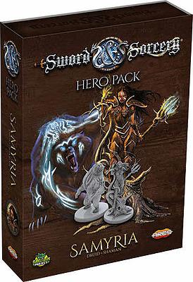 Einfach und sicher online bestellen: Sword & Sorcery - Samyria in Österreich kaufen.