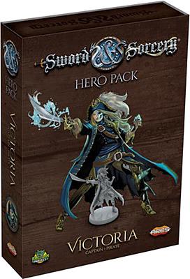 Einfach und sicher online bestellen: Sword & Sorcery - Victoria in Österreich kaufen.