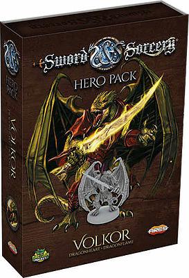Einfach und sicher online bestellen: Sword & Sorcery - Volkor in Österreich kaufen.