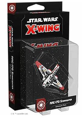 Einfach und sicher online bestellen: Star Wars X-Wing 2 Ed. ARC-170-Sternenjäger in Österreich kaufen.