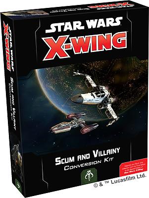 Einfach und sicher online bestellen: Star Wars X-Wing 2 Ed. Konvertierungsset in Österreich kaufen.