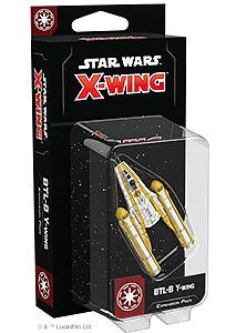Einfach und sicher online bestellen: Star Wars X-Wing 2 Ed. BTL-B Y Flügler in Österreich kaufen.