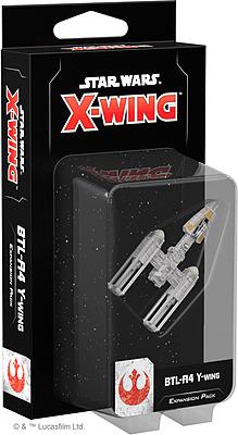 Einfach und sicher online bestellen: Star Wars X-Wing 2 Ed. BTL-A4-Y-Flügler in Österreich kaufen.