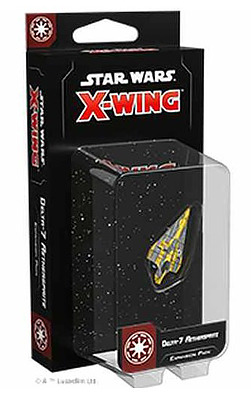 Einfach und sicher online bestellen: Star Wars X-Wing 2 Ed. Delta-7-Aethersprite in Österreich kaufen.