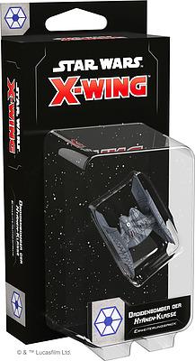 Einfach und sicher online bestellen: X-Wing 2 Ed. Droidenbomber der Hyänen-Klasse in Österreich kaufen.