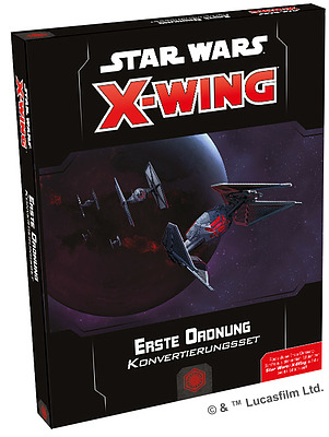 Einfach und sicher online bestellen: Star Wars X-Wing 2 Ed. Erste Ordnung in Österreich kaufen.