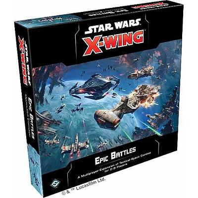 Einfach und sicher online bestellen: Star Wars X-Wing 2 Ed. Epische Schlachten in Österreich kaufen.