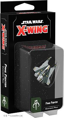 Einfach und sicher online bestellen: Star Wars X-Wing 2 Ed. Fangjäger in Österreich kaufen.