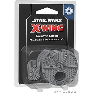Einfach und sicher online bestellen: Star Wars X-Wing 2 Ed. Empire Maneuver Dial Ugrade in Österreich kaufen.