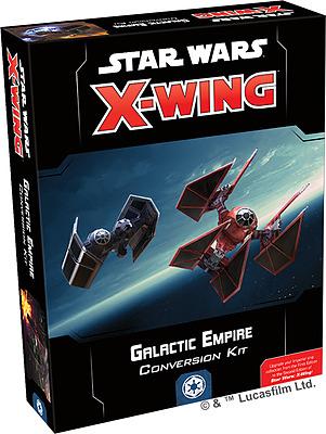 Einfach und sicher online bestellen: Star Wars X-Wing 2 Ed. Konvertierungsset Imperium in Österreich kaufen.
