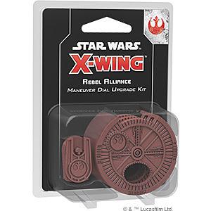 Einfach und sicher online bestellen: Star Wars X-Wing 2 Ed. Rebel Maneuver Dial Ugrade in Österreich kaufen.