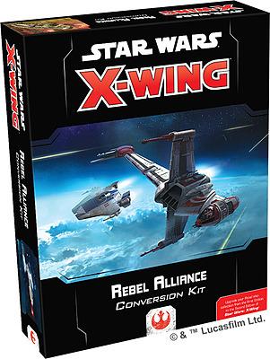 Einfach und sicher online bestellen: Star Wars X-Wing 2 Ed. Konvertierungsset Rebellen in Österreich kaufen.