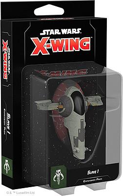 Einfach und sicher online bestellen: Star Wars X-Wing 2 Ed. Sklave 1 in Österreich kaufen.